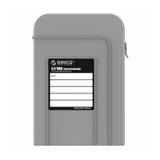 Orico PHI-35 3.5 Inch HDD Protector - Grey