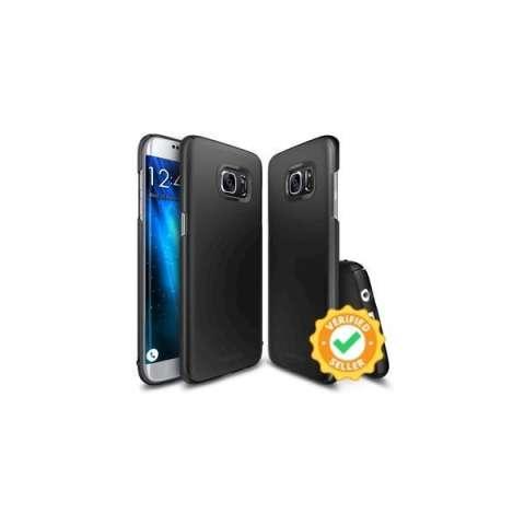ORIGINAL 100% Ringke Slim Samsung Galaxy S7 Edge Black Case Casing