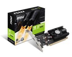 ORIGINAL - MSI Geforce GT 1030 2GB DDR5 - 2G LP OC
