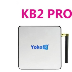 Original YOKA KB2 PRO Android 6.0 Octa Core TV Box Amlogic S912Support for BT 4.0 Streaming Media Player - intl
