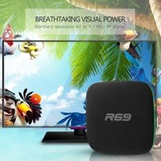 OSMAN Smart Wireless Internet TV Box Multimedia Player Remote Control HDMI Cable