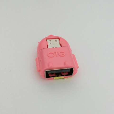 ... OTG Micro USB bentuk Android Robot On The Go Unik
