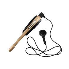 Ovila Wireless Headset Bluetooth HM1000 Universal - Hitam Emas
