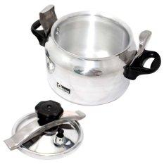Oxone OX-2008 Pressure Cooker - 8 L - Alumunium