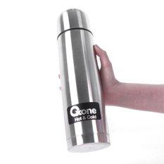 Oxone OX-750 Vacum Flask - 750 ml - Putih