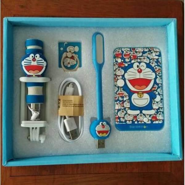 Paket Powerbank Doraemon