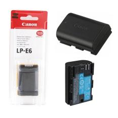 PALING DICARI Battery Baterai Canon LP-E6 for EOS 5D Mark II / III, 7D, 60D TERLARIS
