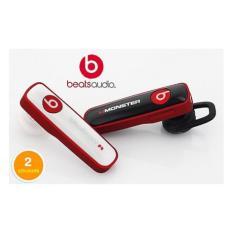 Paling Laku Bluetooth V3,0 Headset Stereo Headphone Untuk iPhone Samsung ( Hitam )