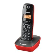 Panasonic Cordless phone KX-TG1611 - Merah