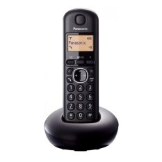 Panasonic Cordless Phone KX-TGB210 Wireless Telephone Telepon - Hitam