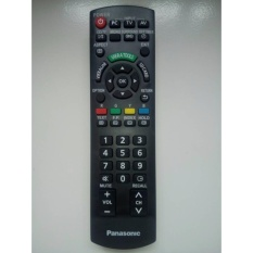 Panasonic Remote Control Viera Lcd Led -Hitam