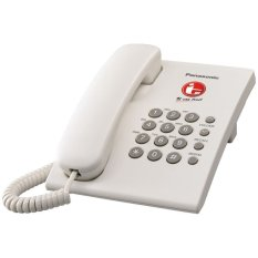 Panasonic Telephone KX-TS505MX - Putih