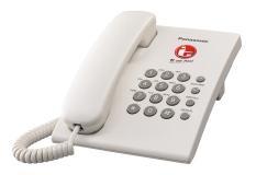 Panasonic Telepon Kabel KX-TS505MX - Putih