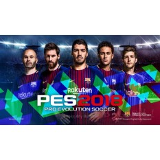 Pes 2018 / Pro evulution soccer 2018 (Game PC)