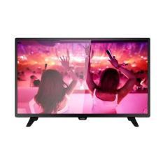 PHILIPS 32PHT4002S/70 DVB T2 TV LED - Black [32 Inch]