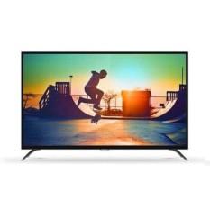 Philips 55PUT6002 4K Smart LED TV - Hitam (55 inch ) DVB-T2 + Bonus Bracket Dinding