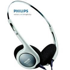 Philips SHL140 Headphone - Abu-Abu.