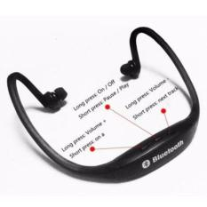 Pixio Bluetooth Headset Sport Wireless For Smartphone Samsung Oppo Xiaomi