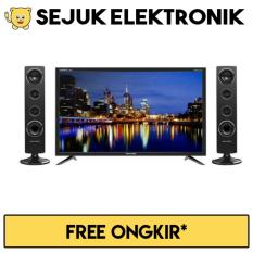 Polytron 32T7511 LED Cinemax TV 32 Inch (JAKARTA ONLY)