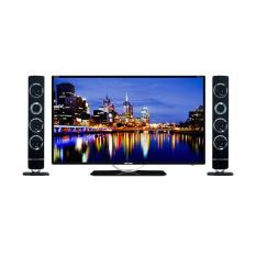 Polytron PLD32T7511 CINEMAX TV LED [32 Inch] garansi 5 tahun