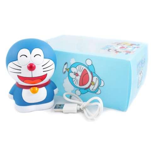 Paket Powerbank Doraemon Paper Bag Lucu Cocok Buat Hadiah Update Source · Powerbank Karakter Doraemon 3D