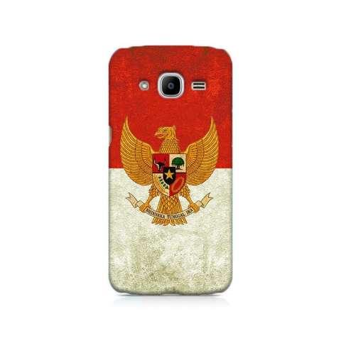 Samsung Galaxy J1 Ace 2016 SM J111F 8GB Biru. Source · Premium Case Retro Garuda Indonesia Flag Samsung Galaxy J2 2016 Hard Case Cover