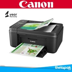 Printer ADF Canon MX497 All In One Original For Print - Scan - Copy - Fax With WiFi