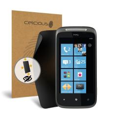 Celicious Privacy Plus [360°] Pelindung Layar Privasi (Privacy Screen Protector) HTC 7 Mozart