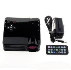 PROMO MURAH - Led Mini Projector Versi 2 + TV Tuner- Multifungsi Dan