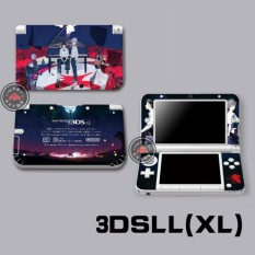 Protective Vinyl Skin Sticker Decal Cover for Nintendo 4DS XL LL Console and Controllers Neon Genesis Evangelion 03 - intl