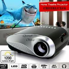 Proyektor HD 1080 TV Tuner AV HDMI MOVIE Multimedia LED