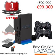 Ps2 Fat Harddisk isi 30Games + 2stick Elite