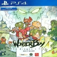 PS4 WONDER BOY: THE DRAGONS TRAP (R3/ENG)
