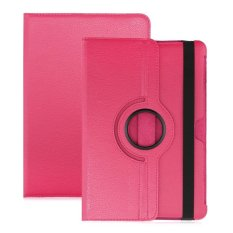 PU Leather 360 Degree Rotating Back Case Holder Protective Cover for Samsung Galaxy Tab 2 10.1 P5100 / P5110 / P7500 / P7510
