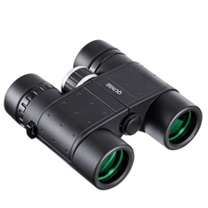 QUNSE Binoculars Compact, 8X32 Lightweight for Bird Watching, Hours of Bright, Clear View, Great for Outdoor Sports Games and Concerts
