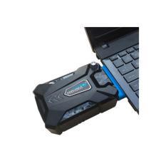Taffware Laptop Vacuum Cooler / Pendingin Dan Kipas Laptop - Hitam