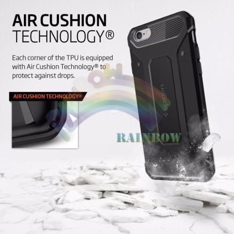 Rainbow Samsung Galaxy S8 Soft Case Ultra Rugged Capsule Slim Air Cushion Tecknologi Line Glossy Design