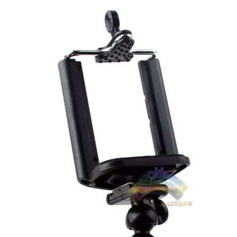 ... Rainbow Tripod Gurita Mini Spiral Kaki Tiga Untuk Smartphone 6 inch Webcam Small Camera Phone Holder