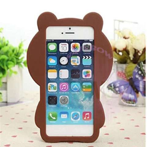 Rainbow Xiaomi Redmi Note 4X Sillicone Soft Case 3D Karakter Animasi Boy Beruang With Clothes Mode