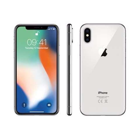 Ready Stock Iphone X 64GB Silver Garansi RESMI APPLE Internasional 1