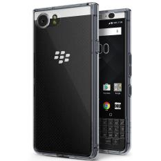 Rearth Ringke Fusion Case Blackberry Keyone Original - Smoke Black