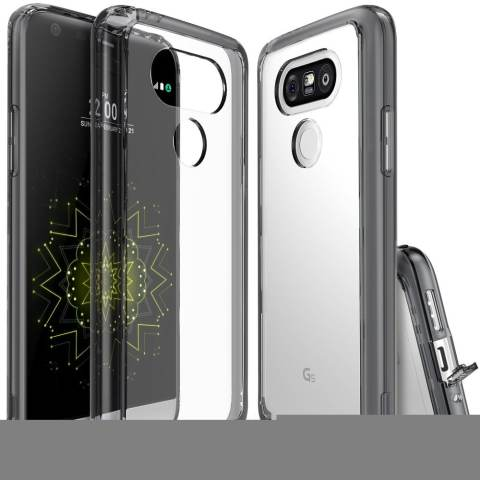 Rearth Ringke Fusion Case LG G5 Casing Cover - Abu