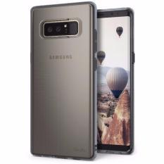 Rearth Samsung Galaxy Note8 / Note 8 Case Ringke Air Thin TPU - Smoke Black