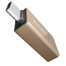 Remax Type C to OTG Smartphone - RA-OTG1 - Gold