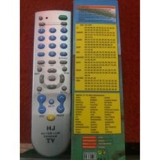 Remot TV Universal LED LCD