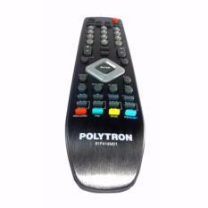 Remote ORI Remot ORIGINAL ASLI TV LED POLYTRON