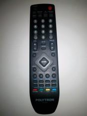 Remote Polytron LED Tv Baru  Aksesoris TV Video Online Murah