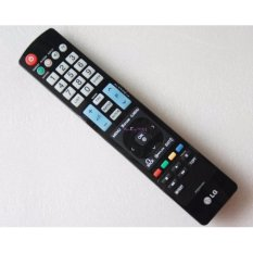 Remote Tv lcd led LG Plasma Original  -hitam
