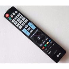 Remote Tv lcd led LG Plasma -hitam   model panjang