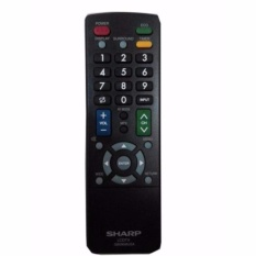 Remote TV SHARP LCD-LED-Tabung Original GB-WJSA